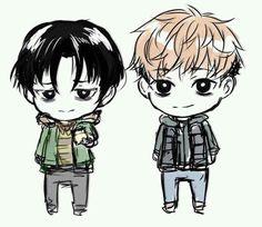 Killing Stalking / Sangwoo & Yoonbum / #ks