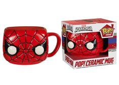 Pop! Home: Spider-Man Pop! Ceramic Mug