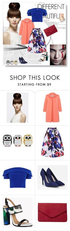 """Culpa"" by karlitalove on Polyvore featuring moda, D.Exterior, Forever 21, CHARLES & KEITH, Dsquared2, Dorothy Perkins y Edge of Ember"