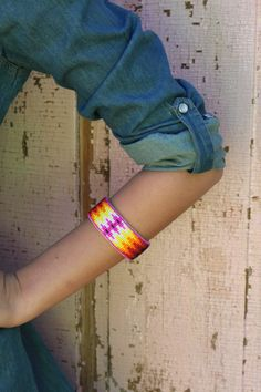 Addy Co Tour - Beaded Extention Cuff, $42.00 (http://www.addycotour.com/beaded-extention-cuff/)