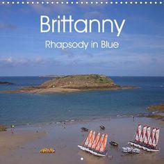 Brittanny Rhapsody in Blue - CALVENDO