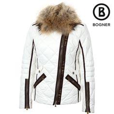 Bogner Tami-DP Down Ski Jacket (Women's) - Off White