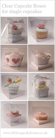clear cupcake boxes  http://www.littlecupcakeboxes.co.uk/cupcakeboxes/clear-cupcake-boxes.html  #cupcake-boxes