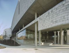 Austin E. Knowlton School of Architecture / Mack Scogin Merrill Elam Architects