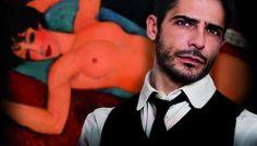 Al Teatro Quirino Marco Bocci interpreta Modigliani dall'8 al 20 Marzo. La vita e soprattutto gli amori del pittore vengono portati sulla scena