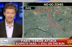 """""""This guy's clearly a complete idiot"""": How Fox News became a laughingstock in Paris - Fox News' journalistic sins may be serious – but here in Paris, the network has become the butt of a huge joke"""