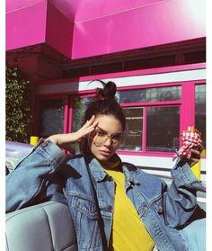 Le look beauté de Kendall Jenner