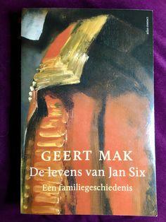 Voor liefhebbers van #geschiedenis, #GeertMak en van #Amsterdam is dit #10/52 #BoekPerWeek een topaanrader. Een grootse vertelling van de geschiedenis van de sinds de 16e eeuw in Amsterdam gevestigde familie Six tot aan het heden. Zoveel feiten over hun kunstverzameling, leven en werk.