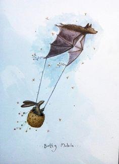 Batty Mobile - Product Image