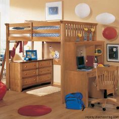 I want something like this for my sons bedroom.