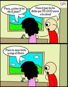 Coge el dinero. #humor #risa #graciosas #chistosas #divertidas