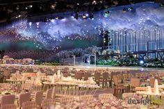 LUCID DREAM - Wedding Setup by designlab events. 2nd Jan 2014, Dubai. # Wedding Design