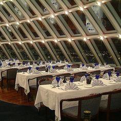 World's Best Restaurant Views: Perlan; Reykjavik, Iceland