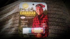 Look and Feel Canadian Instantly with Life-Transforming Breathspray!