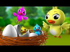 Chidiya Ka Anda Animated Hindi Moral Stories for Kids चिड़िया का अंडा. Kids Nursery Rhymes, Rhymes For Kids, Songs For Toddlers, Kids Songs, Moral Stories For Kids, Kindergarten Songs, Baby Songs, Crazy Kids, Working With Children