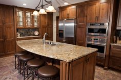 Like the kitchen cabinet color.