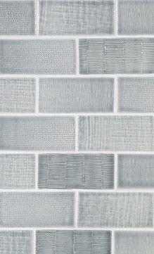 textured subway field tile Pratt & Larson