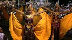 Bali dancing lessons