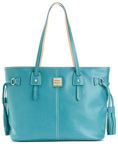 Dooney & Bourke Handbag, Davis Tassel Shopper - Sale & Clearance - Handbags & Accessories - Macy's