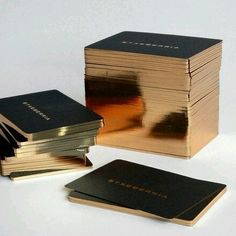 Inspiración para tarjetas de presentación. #design #cool #diseñografico…