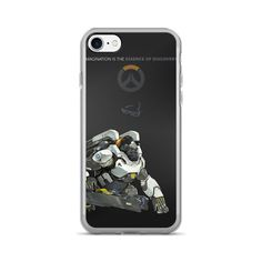 Overwatch Winston iPhone 7/7 Plus Case