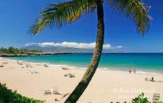D.T fleming beach, maui