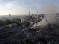 Israel continues to bomb Gaza and martyrs 148   We men
