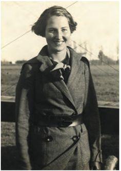 Mari Pepa Colomer i Luque (1913 – 2004), pionera aviació catalana