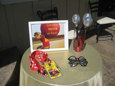Alvin and the Chipmunks Birthday Party | CatchMyParty.com