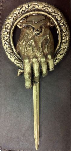 """Make the best man the hand of the king with a fancy boutonniere. 