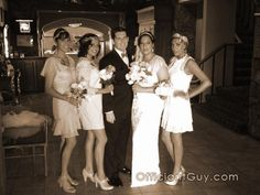 "Fun ""Great Gatsby"" Themed Wedding Yesterday I had..."