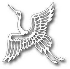 Tutti Designs - Cutting Die - Crane
