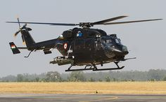 Hal Rudra Attack Helicopter