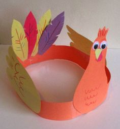 51 Quick and Easy Thanksgiving kid's crafts For The Holiday (1)