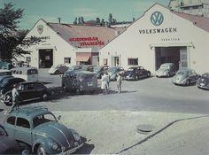 Garage VW