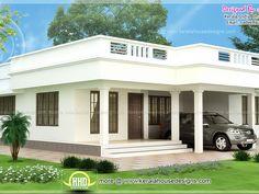 Small Kerala house elevation elevation Pinterest Kerala