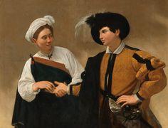 Die Wahrsagerin, 1595/6