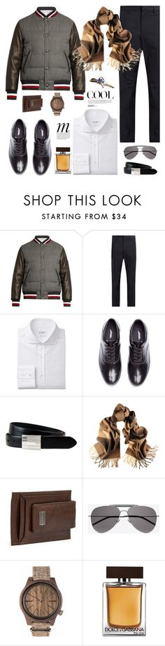 """""""Cool!!!!!.......for men"""" by hamaly ❤ liked on Polyvore featuring Moncler Gamme Bleu, Jil Sander, Undercover, The British Belt Company, Black, Yves Saint Laurent, Dolce&Gabbana, Whiteley, men's fashion and menswear"""