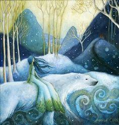 by Amanda Clark. - really like this artist