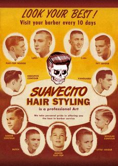 Suavecito Pomade. Product I use in my hair. Smells great.