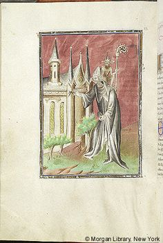 Apocalypse, MS M.133 fol. 43v - Images from Medieval and Renaissance Manuscripts - The Morgan Library & Museum