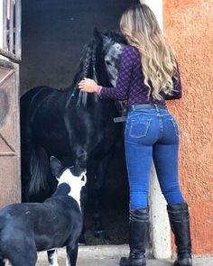 Womens Style Discover Oh So Equestrian Attire - Tight jeans girls - emily Hot Country Girls Country Girls Outfits Country Women Cowgirl Outfits For Women Cowgirl Sexy Cowgirl Jeans Belle Nana Vaquera Sexy Redneck Girl Hot Country Girls, Country Girls Outfits, Country Women, Sexy Cowgirl Outfits, Looks Country, Cowgirl Jeans, Redneck Girl, Best Jeans, Girls Jeans