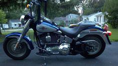 My 2006 Harley Davidson Fatboy