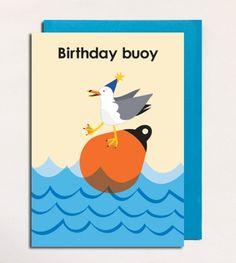 Birthday buoy