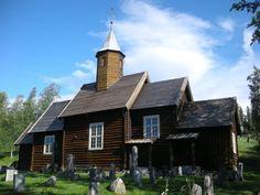 Sollia churcj Sollia, Stor-Elvdal, Hedmark, NORWAY Rondane