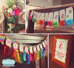 unicorn birthday party ideas   Madeline's Magical Unicorn Birthday Party   Craft Ideas