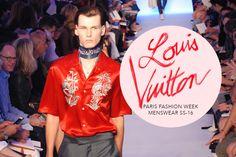 Le Mot & la Chose » La Culture autrement » Paris Fashion Week Homme SS16 : Louis Vuitton