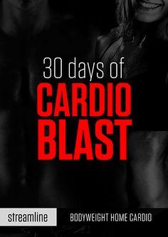30 Days of Cardio Blast