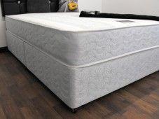 """Saturn Super Ortho 12.5g 10"""" Deep Super Kingsize Divan Bed By eXtreme Comfort  £309.99"""