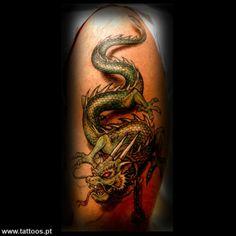 Dragon Tattoos Pictures
